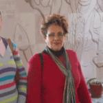 María Luisa Escobar de la Toba y la licenciada Alina Burgoin, exempleadas de la Comisión Estatal de los Derechos Humanos (CEDH)
