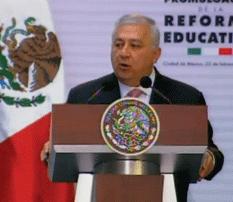 Si a la Reforma educativa