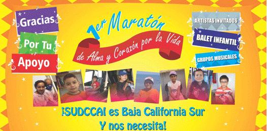 """Primer Maratón """"Alma y Corazón por la Vida"""""""