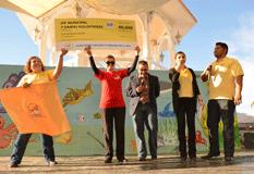 Apoyó Ayuntamiento el Maratón SUDCCAI