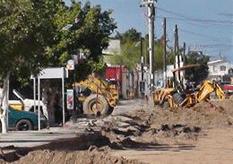 La próxima semana entregarán la calle Tenochtitlán