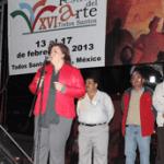 Festival de Arte Todos Santos