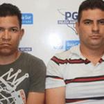 Juan Javier Medina Corral y Abel Leal González.
