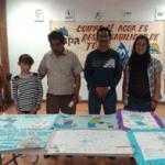 """La Escuela """"Cuauhtémoc"""" se llevó los tres primeros lugares en ambas categorías."""