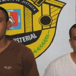 Cristian Mauricio Belman Romero y Carlos Moisés Santos Martínez.