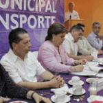 Fideicomiso del transporte público de La Paz