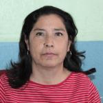 La subdirectora de Acción Cívica del Ayuntamiento de Mulegé, María Dolores Contreras Manríquez.
