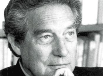 El Nobel de Literatura 1990, Octavio Paz.