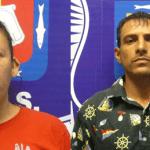 Eréndira Robinson Güereña y César Manuel Miramontes.
