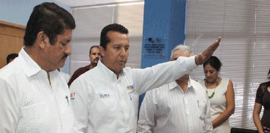 """""""Transparente"""" la licitación y adjudicación de obra pública asegura titular de la SEPUIE"""