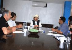Se reunió Alcalde con  CEMDA – Costa Salvaje