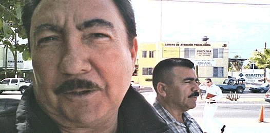 """Narciso Agúndez vive """"sólo de su pensión del ISSSTE"""""""
