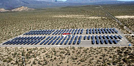 Instalarán planta de energía solar en La Paz