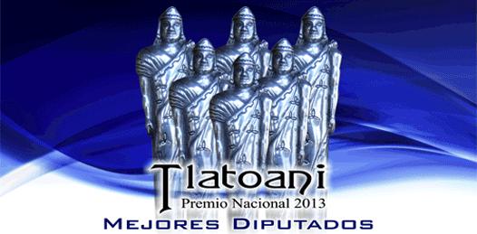"Juan Domingo Carballo, elegido como el Diputado ""Tlatoani"" del 2013"