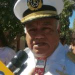 Contraalmirante Leopoldo Mendoza.