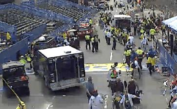 Explosiones en Boston