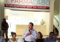 Inaugura Antonio Agúndez farmacias municipales