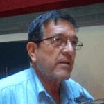 El vocal ejecutivo del distrito número II, Agustín Martínez de Castro Astiazaran.