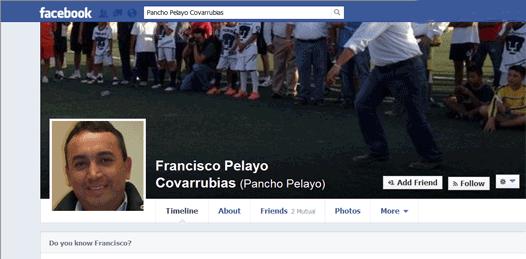 """No al """"amparo del anonimato"""" en redes sociales, pide Pancho Pelayo"""