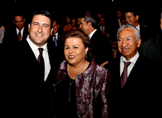 Reconoce el Senador Barroso trabajo de la alcaldesa