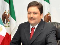 El alcalde Venustiano Pérez