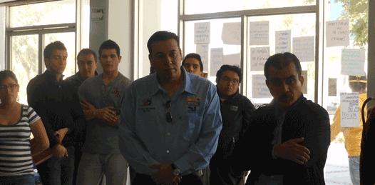 El TEC La Paz, en deplorable estado denuncian alumnos