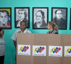 Venezuela, cuenta regresiva