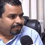 Javier Bustos Alvarado, director de Recursos Humanos del gobierno estatal,