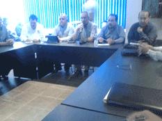 Atiende SEPESCA tema del plan de manejo para la bahía