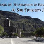 314 Aniversario de Fundación de San Francisco Javier