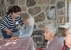 Festejó DIF a mamás de Asilo San Martín de Porres