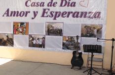 La Casa de Día Amor y Esperanza, punta de lanza en el país