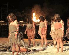 Asisten miles a Fiestas de Fundación de La Paz