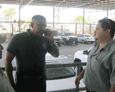Frustra polimunicipal un acto de extorsión telefónica