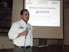 Foro Agua y diversidad biológica en la UABCS