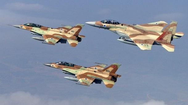 Denuncia Siria ataque israelí