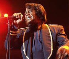 El 'padrino del soul'; James Joseph Brown.