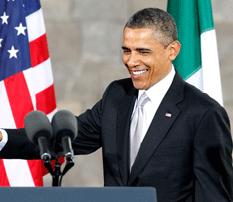 Ve Obama un nuevo México
