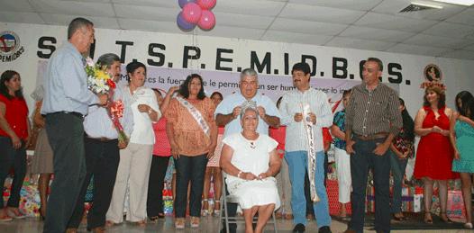 Festeja OOMSAPASLC a madres trabajadoras