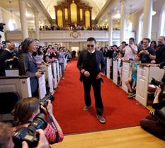 Psy entra a Harvard