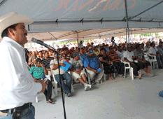 Fundamental el apoyo ciudadano: Alcalde