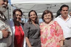 Presenta alcaldesa proyectos ante SECTUR y Senadores