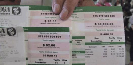 Hasta el PRI rechaza eliminar el subsidio a la tarifa eléctrica