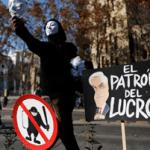 Convocan estudiantes chilenos a nuevo paro nacional
