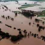 Europa inundada