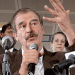 El ex presidente de México, Vicente Fox