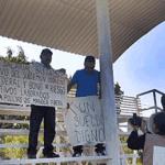 Juan Antonio Salgado Burgoin, oficial de la Policía Municipal Preventiva opinó que el aumento de seis por ciento que ofrece el ayuntamiento no es suficiente.