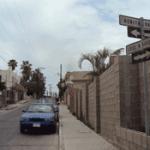 Los saqueos y robos de autos