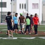 curso de verano en las instalaciones del parque Miramar.