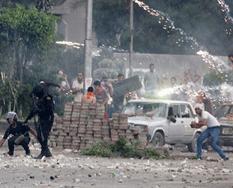Egipto, camino al desastre